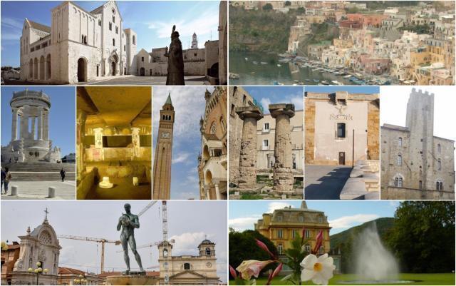 Viaggio in Puglia, scopri una terra dalla mille risorse