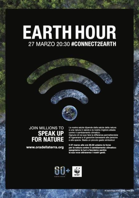 WWF Levante Adriatico e Comune di Bari insieme per L'Earth Hour 2021