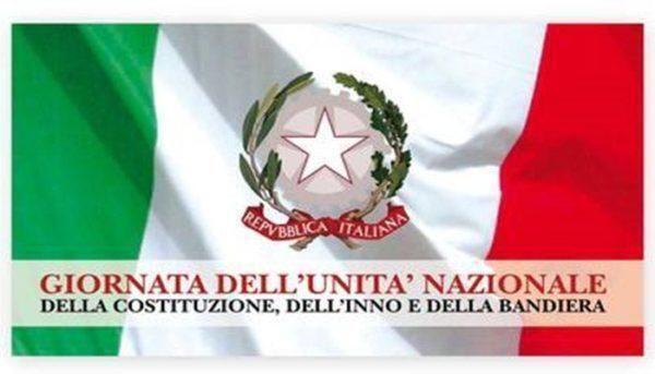 Il17 marzo Giornata dell' Unità d'Italia,del nostro Tricolore e del nostro inno