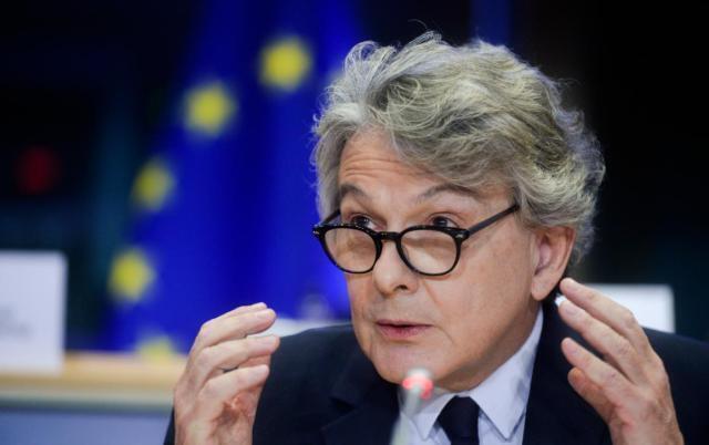 """Breton: """"Per il 14 luglio gli europei avranno immunità al Covid"""""""