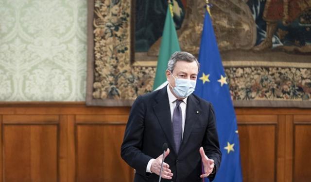 Draghi stringe sul decreto Sostegni. I sindacati vanno in pressing