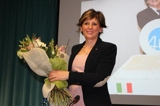 Chi è Antonella Granata, prima presidente donna di una federazione del Coni