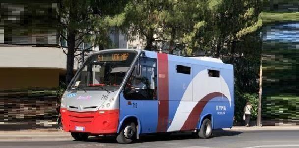 Taranto – Sullo sciopero dell'8 marzo precisazione da Kyma Mobilità