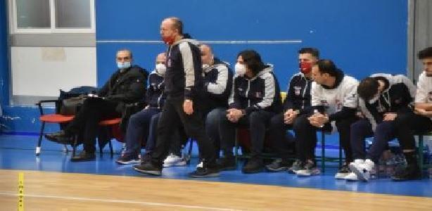 """Rieti-CJ Taranto, coach Olive: """"Gara facile per stimoli e motivazioni"""""""
