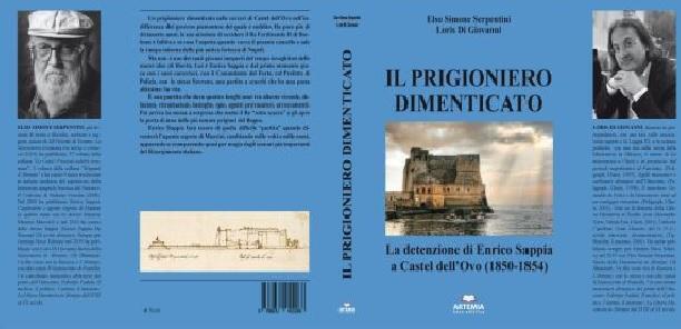 """Libri – """"il prigioniero dimenticato"""" di Serpentini e Di Giovanni"""