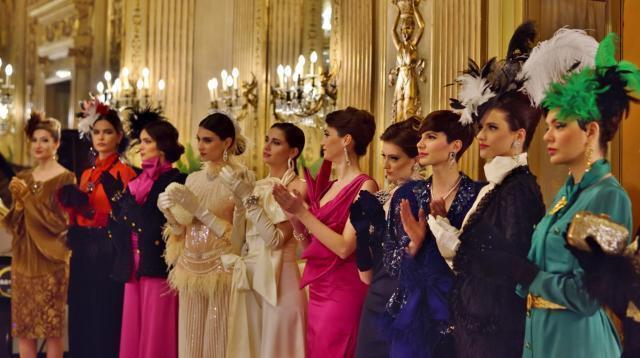 """Roberto Guarducci""""il fascino dell'alta moda italiana"""""""