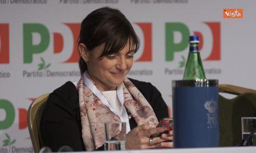 Debora Serracchiani è la nuova capogruppo del Pd alla Camera
