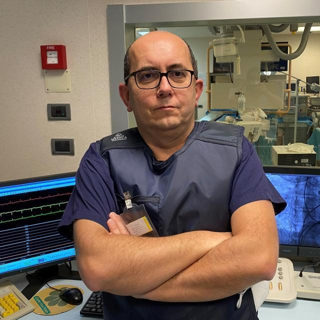 """Intervento su due giovanissimi pazienti affetti da aritmie cardiache: grazie all'innovativa tecnica """"zeroscopia"""" si evita l'impiego dei raggi X"""