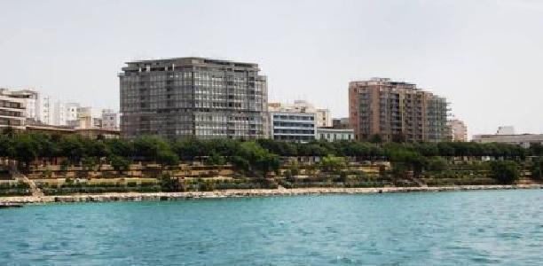 Taranto vista dalla nave Cala Junco