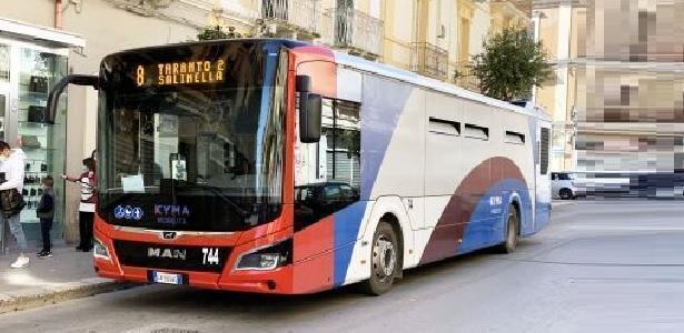 Kyma Mobilità: in estate a Taranto il sistema AVM!