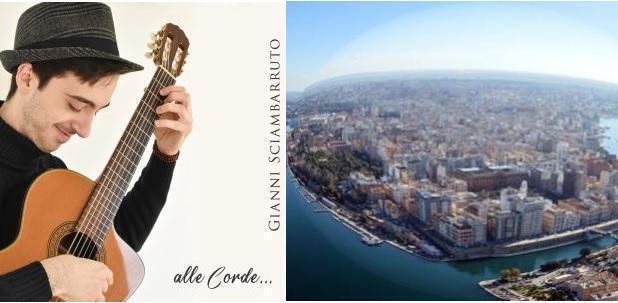 """Gianni Sciambarruto fuori ora con   """"Alle Corde…"""" primo album"""