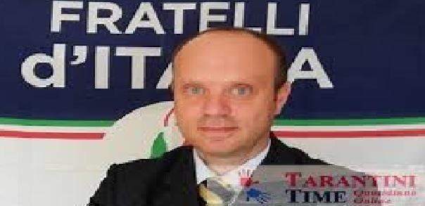 Taranto – Vietri(Fdl) – Mozione contro pagamenti Asl