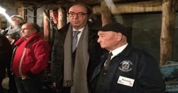 In ricordo di Rocco Berterame, emigrato lucano nella miniera di Beringen
