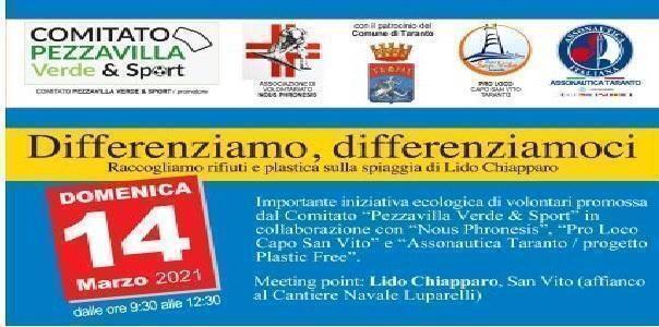 Taranto – Lido Chiapparo, spiaggia di nessuno!