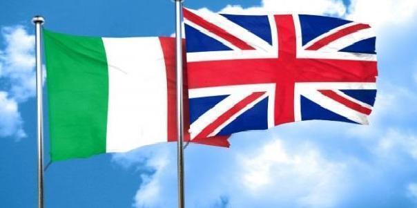 """Nuovo """"ponte"""" tra Italia e Regno Unito"""