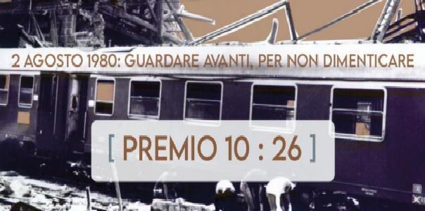 Bologna – Premio 10:26 per ricordare la strage
