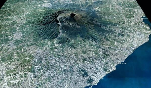 Pompei: determinata la durata delle correnti piroclastiche generate dall'eruzione del Vesuvio del 79 d.C .