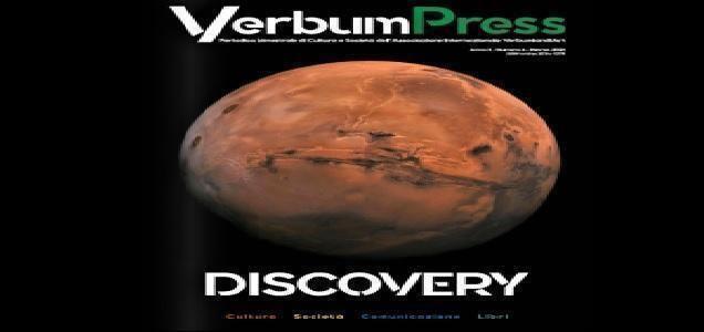 Pianeta Rosso e Nuovo Mondo nel n° 6 di Verbum Press