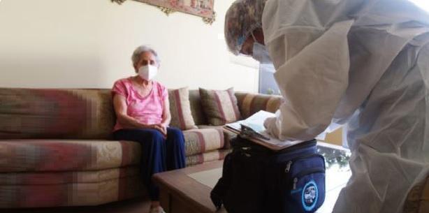 I consigli per la cura dei pazienti Covida casa