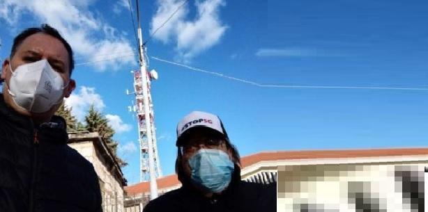 Riprende la battaglia a San Giovanni Rotondo contro inquinamento elettomagnetico