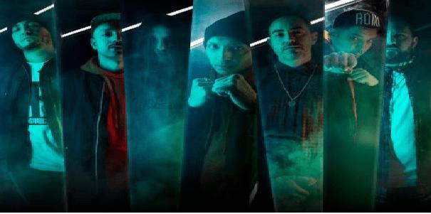 """""""One Punch Band"""", il metal di The Old Skull incontra il rap dei Romanderground"""
