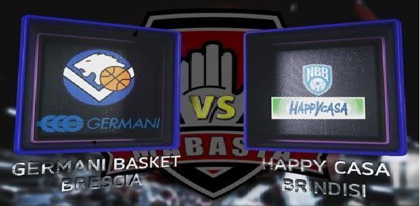 Sport vs Bullismo anzi Basket vs Bullismo Brescia e Brindisi alleate nel sociale con Mabasta