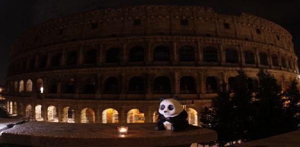 92 paesi nel mondo hanno spento le luci per Earth Hour