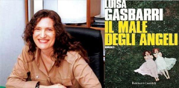 """Luisa Gasbarri in """"Il male degli angeli"""" un thriller potente e magnetico"""
