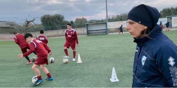 Taranto – Marisa L'Angellotti nuovo delegato prov.le AIAC per il calcio femminile