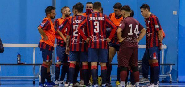 New Taranto Calcio a 5, a Regalbuto la prima di tre finali