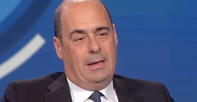 """Pd, Zingaretti si dimette da segretario. """"mi vergono che si parli solo di poltrone"""""""