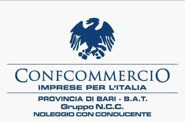 Il servizio NCC/Noleggio con conducente riconosciuto dalla Confcommercio di Bari