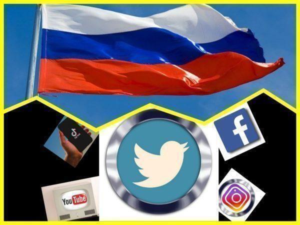 La Russia vuole bloccare twitter nel suo territorio