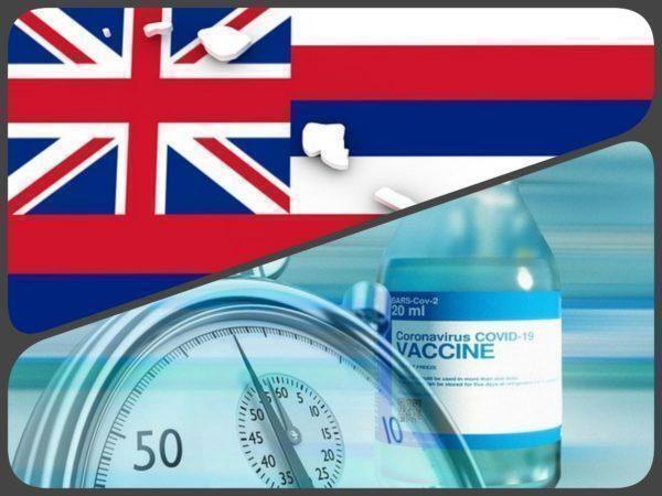 Dipartimento salute Hawaii: positivi al covid anche con vaccino Pfizer o Moderna