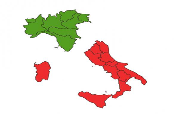 Presidente Mattarella, l'Italia è unita solo a parole. Il Sud è abbandonato ed è poverissimo