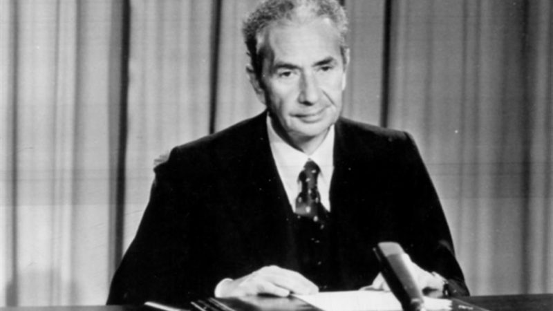 """Moro, la figlia Maria Fida: """"Non si può parlare di Aldo Moro senza parlare di amore"""
