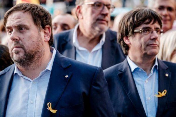 Spagna. Revocata semilibertà a 7 leader catalani condannati