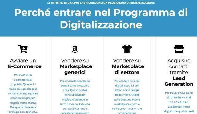 Nasce da Lucera il nuovo programma di digitalizzazione delle imprese