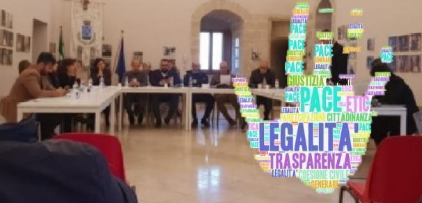 Articolo Uno Pulsano: Legalità e trasparenza sempre!