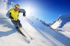 Con l'aumento di 4 gradi della temperatura scompare il 12% delle piste da sci