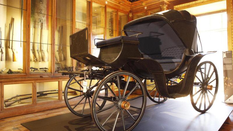 Musei Reali festeggiano il 160° anniversario dell'Unità d'Italia con la Carrozza del Re e Collezioni del Quirinale