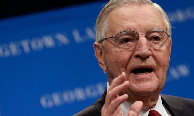 Addio a Walter Mondale, storico vicepresidente di Jimmy Carter