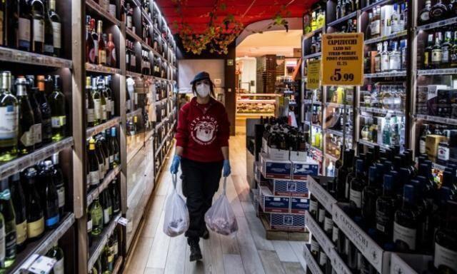 Quanto è sicuro fare la spesa al supermercato?