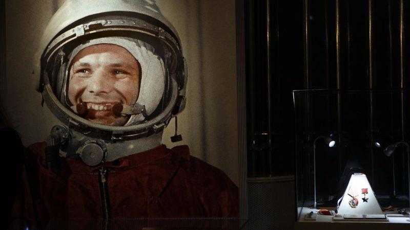 L'eroe russo Yuri Gagarin: 60 anni fa la sua missione spaziale