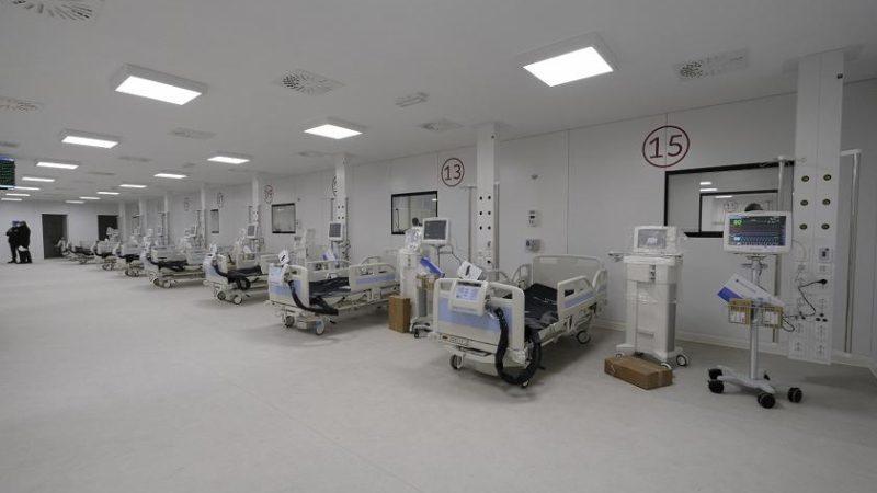 Bari e l'emergenza ospedaliera, dall'Henderson al COVID