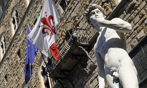Da Firenze parte il 'clone' del David per l'expo Dubai