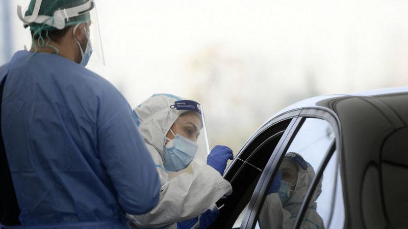 Covid: in Italia 16.974 nuovi casi e 380 decessi, il tasso di positivitàsale al 5,3%