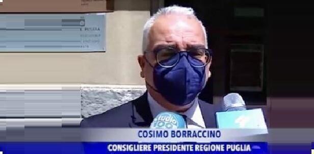 """Puglia – Borraccino: """"Dalla Regione contributi per i comuni per la stagione balneare"""""""