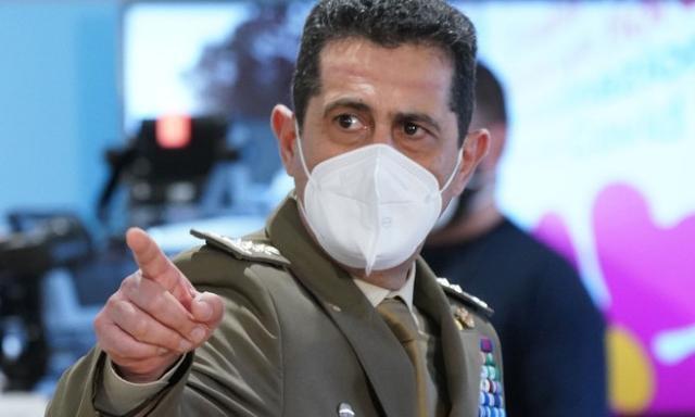 In Italia sono in arrivo 7 milioni di dosi Pfizer, dice Figliuolo
