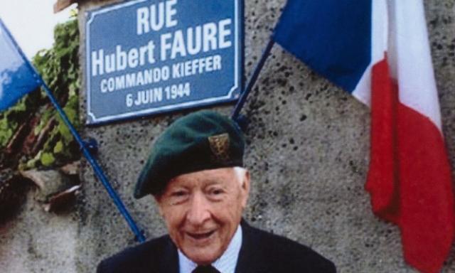 Eroe francese dello sbarco in Normandia muore a 106 anni